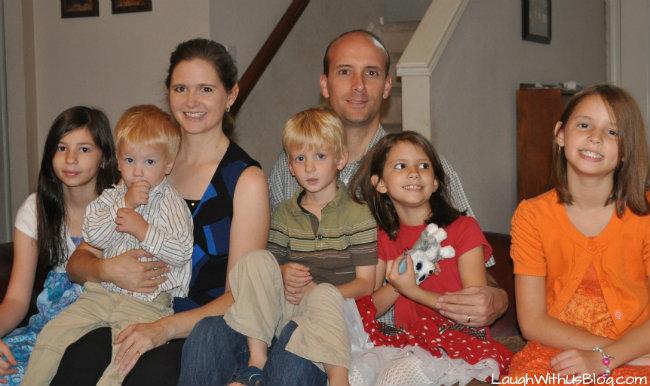 Family-of-seven