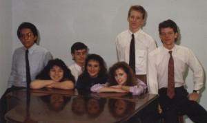 Ensemble Antics at Scofield