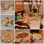 Animal Theme Dinner Party