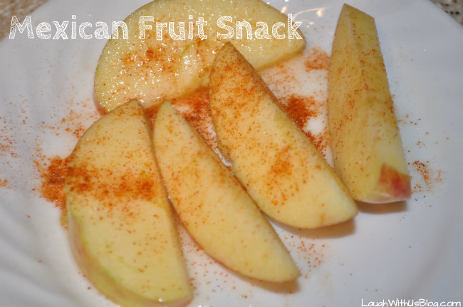 Mexican Fruit Snack