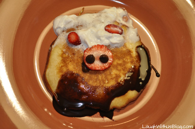 Pig Face Pancake