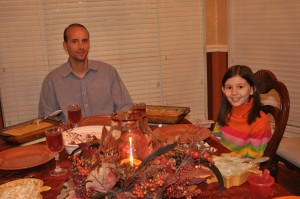 Thanksgiving and Homeschooling