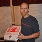 Discovering Online Pizza Ordering