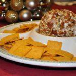 Holiday Jalapeno Cream Cheese Ball Recipe