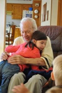 In Memory of Grandpa Irish
