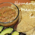 My Favorite Homemade Salsa Recipe