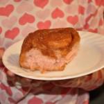 Valentine (Pink) Sticky Buns