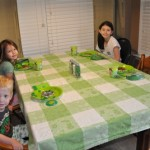 Our St. Patrick's Day Celebration 2011