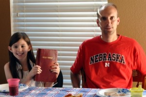 Family Worship Time