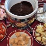 Easy Chocolate Fondue Recipe