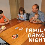 Family Game Night #MealsTogether #CBias