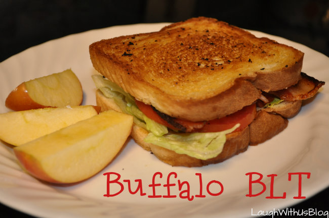 Buffalo BLT #Cbias #MealsTogether
