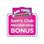 Sam's Club Box Tops $25 Gift Card #Giveaway #MyBlogSpark