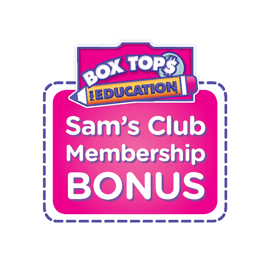 Sam's Club Box Tops