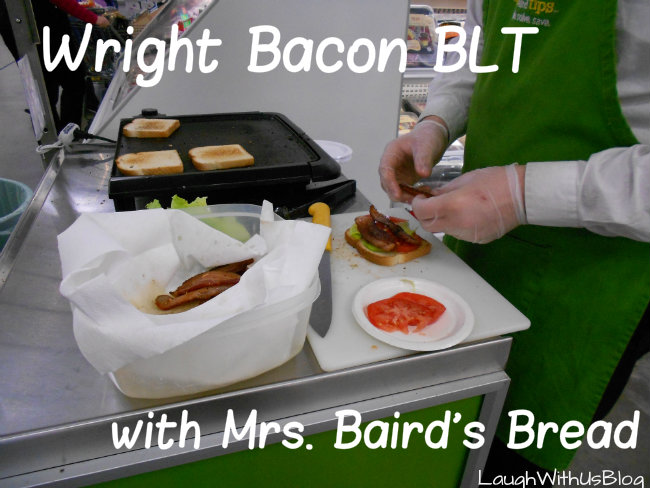 Wright Bacon BLT