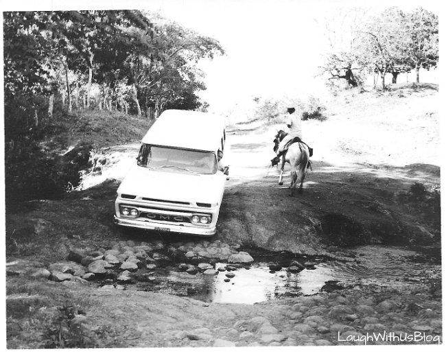 Carryall in Nicaragua