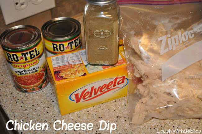 Chicken Cheese Dip