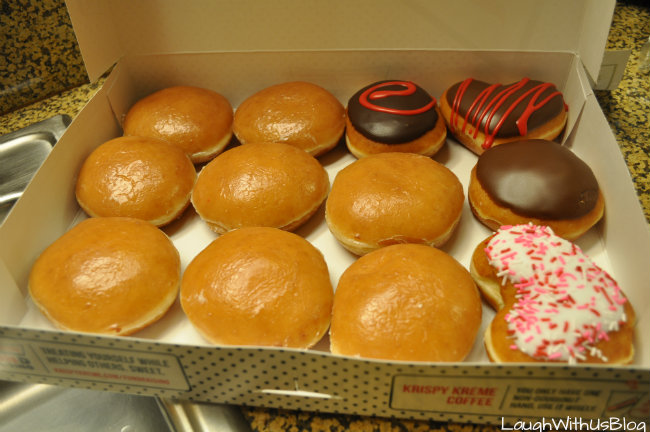 Krispy Kreme Valentine's