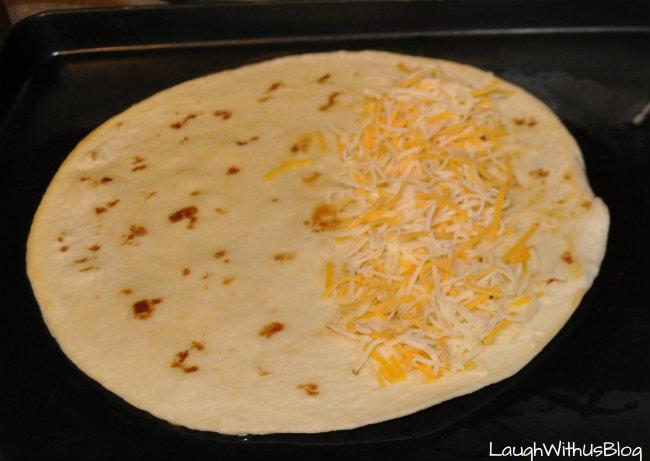 Quesadillas cheese
