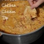 Chicken Cheese Dip