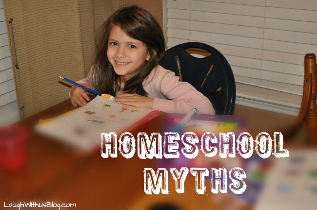 Homeschool Myths