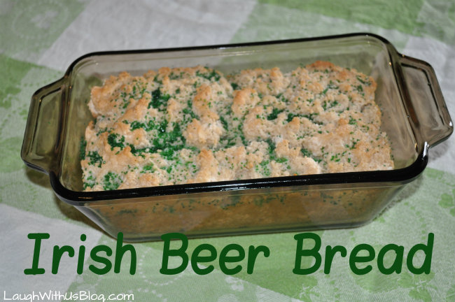 St. Patrick's Day Beer Bread