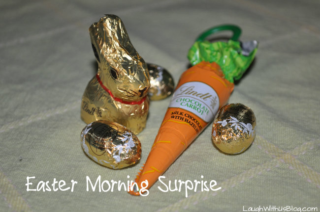 Easter Morning Surprise