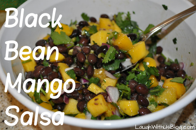 ... Chicken Tacos With A Mango And Black Bean Salsa Recipes — Dishmaps