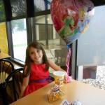 Happy Seventh Birthday Grace