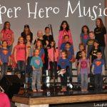 Super Hero School Program