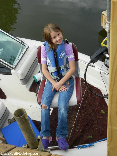 motor boat captain