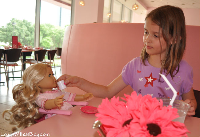American Girl Bistro
