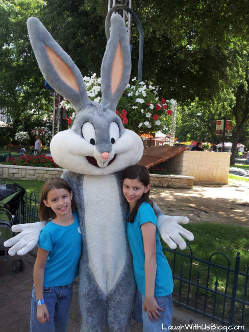 Six Flags with Bugs Bunny