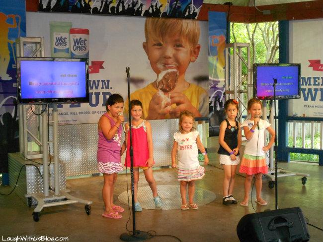 WetOnes Karaoke