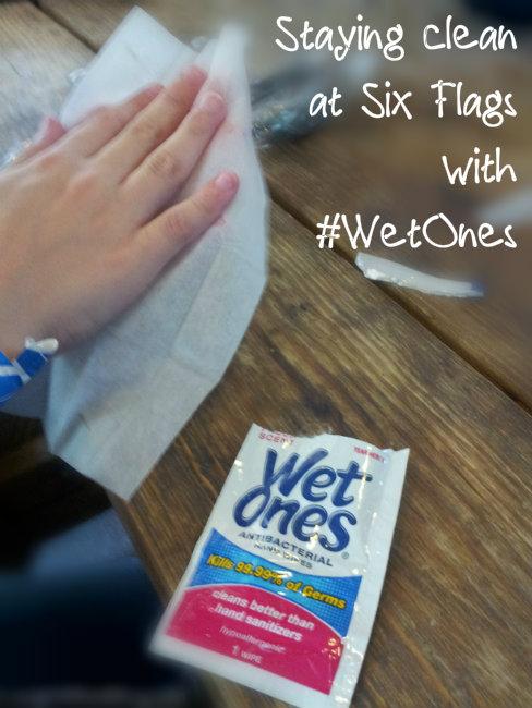#WetOnes