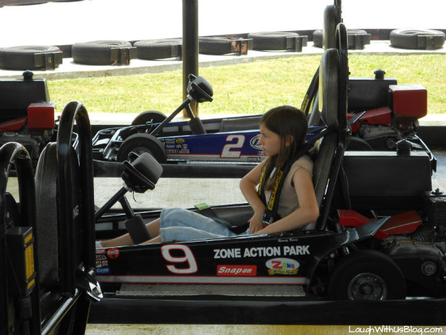 Go Cart fun