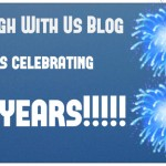 Today is LaughWithUsBlog's 3rd Anniversary!