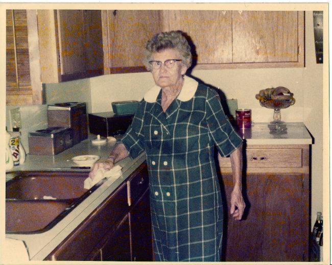 Grandma 1970s