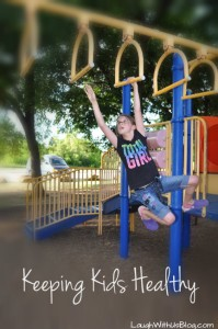 Keeping Kids Healthy #HealthyKids #spon