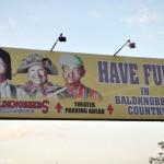 Baldknobbers Jamboree Show in Branson, MO #spon
