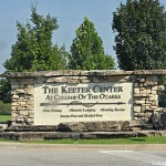 The Keeter Center at College of the Ozarks