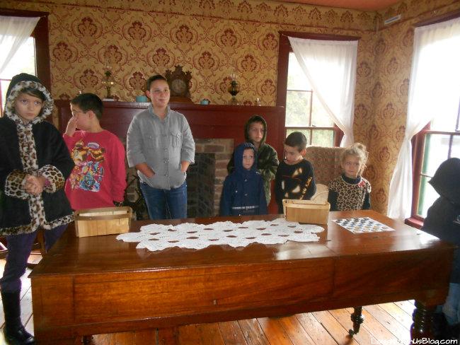 Nash house tour