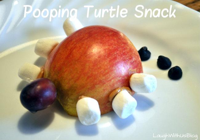 Pooping-turtle-snack #shop