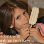 Snacking with Outshine Fruit Bars #RealFruitBar #shop