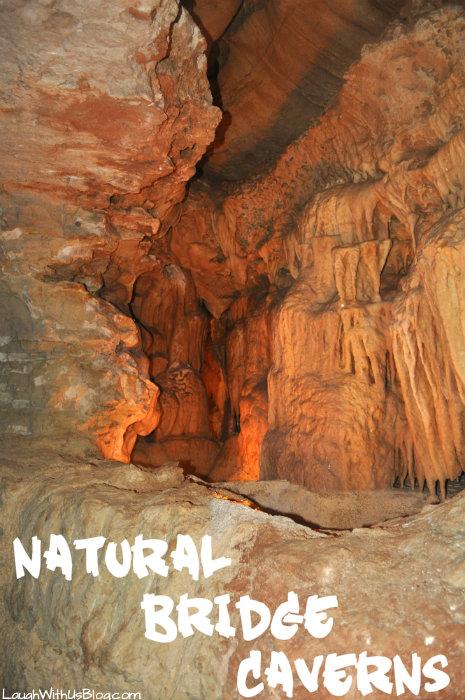 San Antonio Natural Bridge Caverns #ad