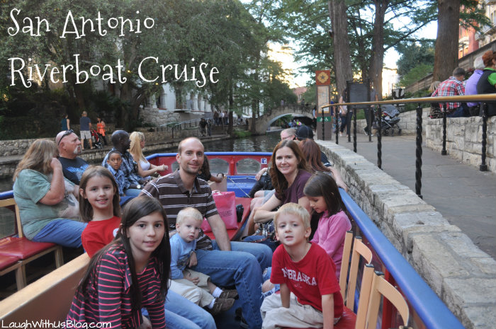 San Antonio Riverboat Cruise