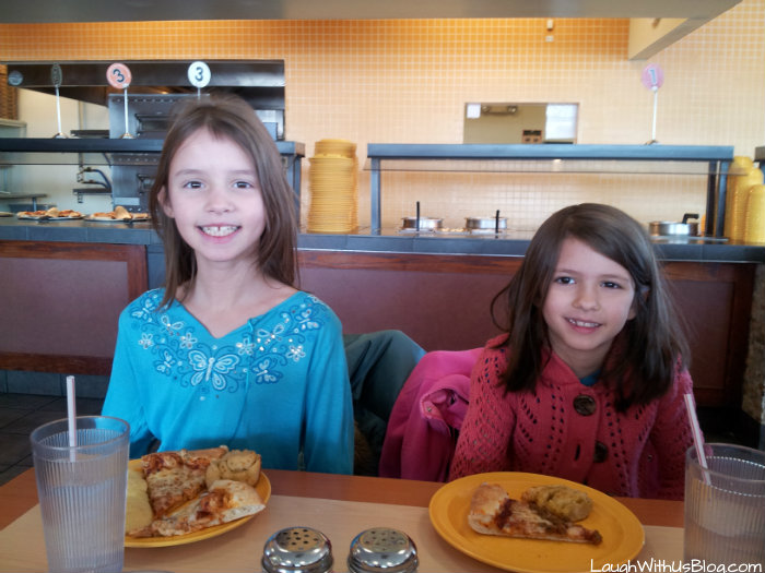 Lunch at Cici's