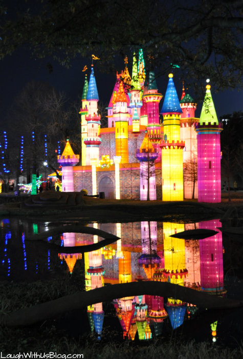 Chinese Lantern Festival Dallas, TX