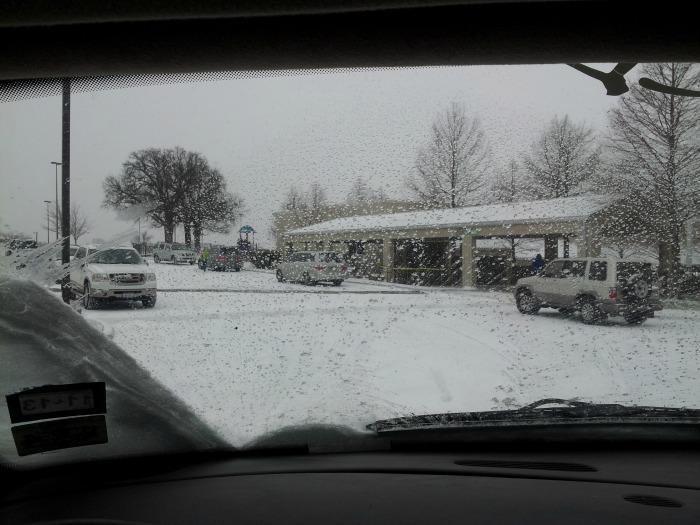 Texas snow 2