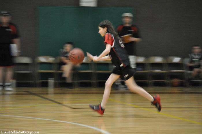 Faith basketball